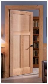 Durys iš medienos